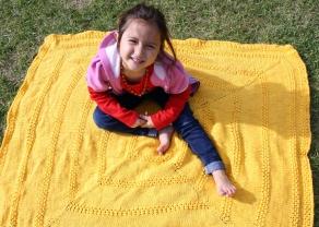 Just Hatched Blanket